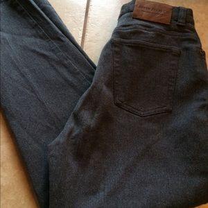 Ralph Lauren Grey Jeans 6P